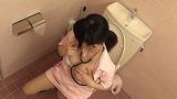 看護師お漏らしトイレオナニー盗撮 VOL.1 9