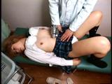 猥褻電気按摩師の女子校生淫行マッサージ 8